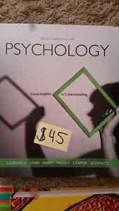 Macewan Psychology 104 and 105 (price is negotiable)