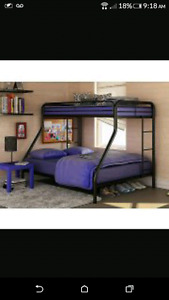 ISO Single Over Double Bunk Beds