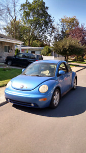 1998 Beetle 2.0 Manual $750 O.N.O.