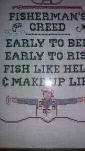 Fisherman's Needlepoint
