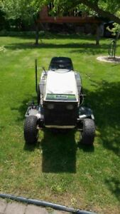 Bolans 12.5HP Riding Lawnmower For Sale