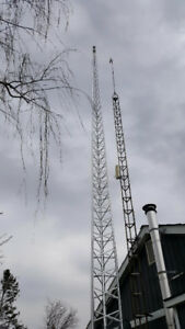 HDTV/Internet Tower And Antenna Installation And Removal