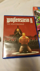 Wolfenstein II The New Colossus PS4 $50