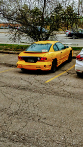 2002 Sunfire GT Yellow *STANDARD*