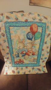 CRIB QUILTS / CROCHET/KNIT BABY BLANKETS