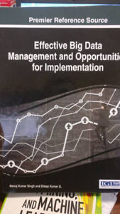 Effective Big Data Management and Opportunities for Implement.