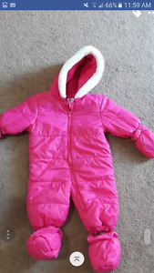 Baby winter wear