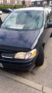 REDUCED,,, PRICE,,,  2003 oldsmobile-silhouette fully loaded