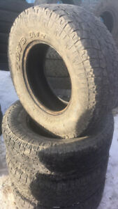 Toyo A/T Open Country 285/70 R17 (Set of 4)