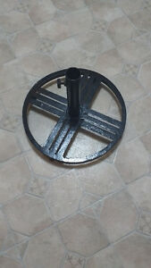 Steel umbrella stand good condition