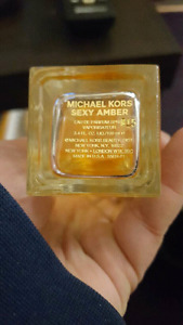Sexy amber perfume by Michael kors