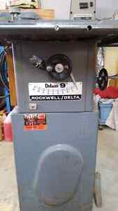 Rockwell / Delta 9 inch table saw
