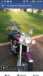 nice strong bike