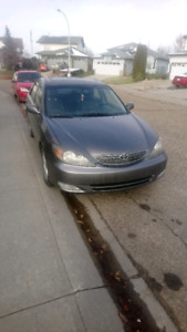 Reduced price  Toyota in great shape