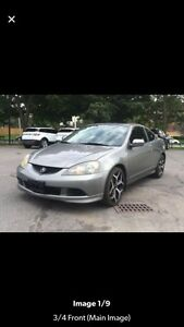 2006 Acura RSX Coupe (2 door)
