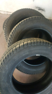 New Takeoff Tires 265/60R20