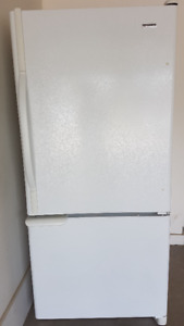NEW PRICE!! Kenmore Fridge with Bottom Freezer - GREAT CONDITION
