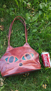 Sacoche chat bourse purse cat handbag **I SHIP**