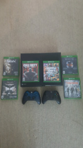 Xbox One (Games and Controllers)!