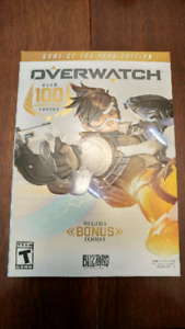 Overwatch game of the year edition NEUF pc