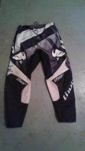 Size 28 Motocross pants