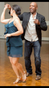 Salsa On2 Dance Partner-Learn and Practice