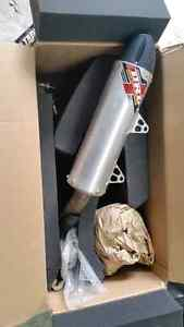 D.r.d racing exhaust (like new)