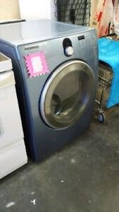 Samsung electric dryer 4 sale