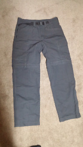NEW Northface Hiking Pants (Men's SMALL)