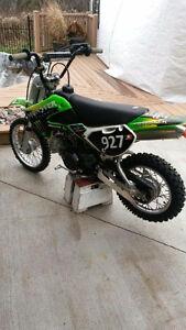 2005 klx110