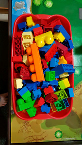Bucket of Lego
