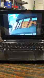 Hp 10-e020ca touch screen laptop for cheeaaappp