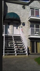 Gatineau À louer 2 chambres à coucher ds un quartier recherché