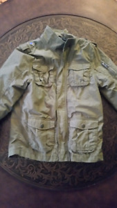 ADORABLE  BOYS  H&M JACKET SIZE7/8 $10
