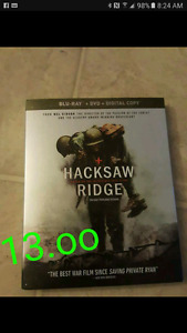 Hacksaw ridge blu ray 13.oo