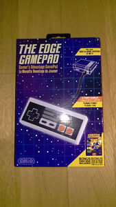 Manette EDGE GAMEPAD NES classic edition