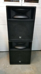 Electrovoice 1502-ER Speakers (pair)
