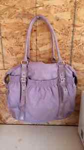 Chinese Laundry violet purse