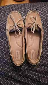 NEW Sperry women shoes 10-11 nego!