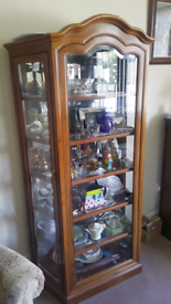 Beautiful China mainland display cabinet