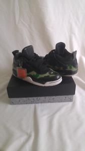 Jordan 4 bape custom