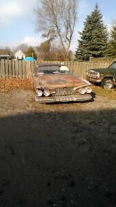 1961 Plymouth Belvedere - rare car