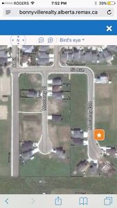 Vacant residential parcel in Monterey Estates, Wetaskiwin