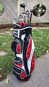Tommy Armour R/H 845s Oversize 13pc set & Bag $140