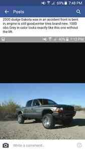 2000 Dodge Dakota slt Pickup Truck
