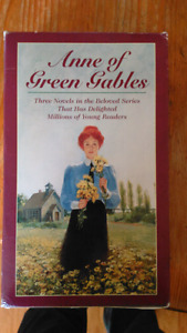 Vintage Anne of Green Gables Series