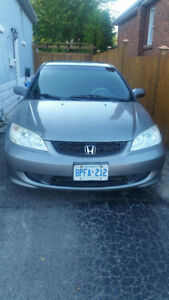 2005 Honda Civic Special Edition Coupe (2 door)