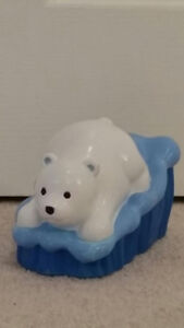 Polar Bear Bathtub Spout Guard Edmonton Edmonton Area image 1