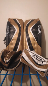 RBK Goalie Equipment!