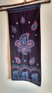Hand made fairtrade Indian wall hanging
